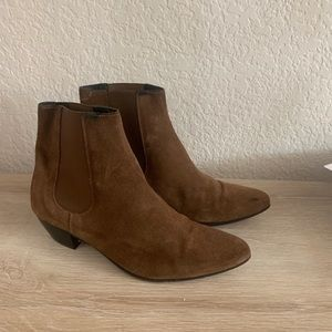 Woman by Common Projects ankle booties